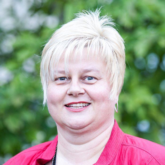 Ingrid Bartenschlager<br>Leiterin der<br>Seniorenwohnanlage Hörnleblick